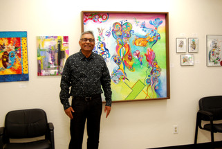 Two new shows on display at Circle Gallery