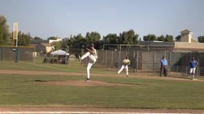 Liberty baseball cruises to season finale win