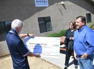 Madera's largest employers donates $25K