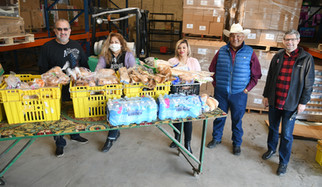AMB Ranch Management gives back to the community