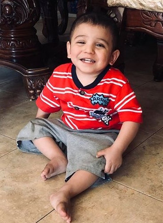 Two-year-old missing, feared abducted, police say