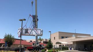 MCH installs new air handler