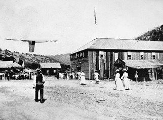 Why didn't Madera celebrate the 4th of July in 1903?