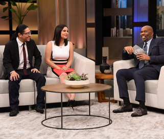 Video leads to talk show appearance