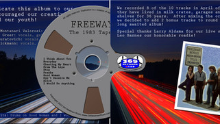 'Freeway The 1983 Tapes' released