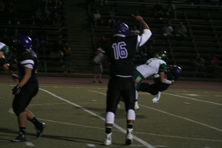 Fumbles get Liberty to 3-0 in win over Madera South