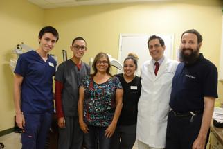 New treatment helps diabetic patient regain her sight