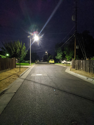 City of Madera announces the installation of 150 solar streetlights
