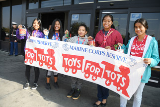 Toys for Tots to host marathon drive