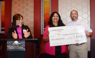 Casino gives $30K to 9 nonprofits