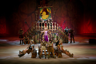 Disney on Ice: 'Dare to Dream'
