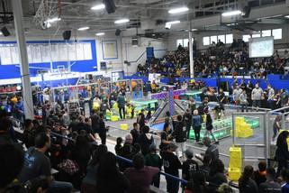 Madtown Robotics set to host competition