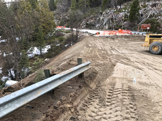 SR 41 reopening delayed