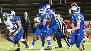 Coyotes upended on Senior Night