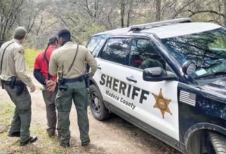 Felony arrest made in Coarsegold