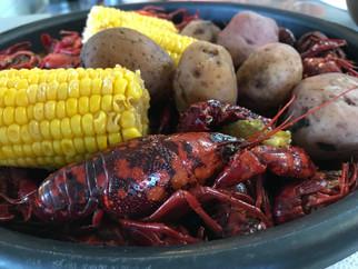Bayou food for you