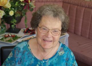 Anna Mae Lois Ridenour