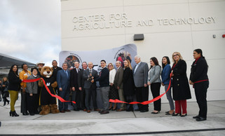 College opens new ag center