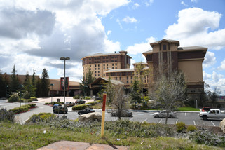 Chukchansi Gold Resort & Casino becomes food distribution center in midst of pandemic