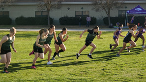 Liberty sweeps first cross country meet