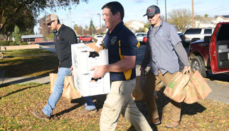 Agriland gives to community