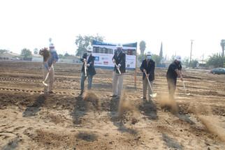 Construction begins for Sugar Pine Village