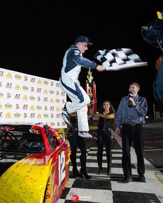 Keller wins eighth round at Madera Speedway