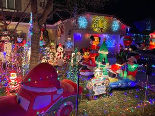 Holiday house brings joy to many