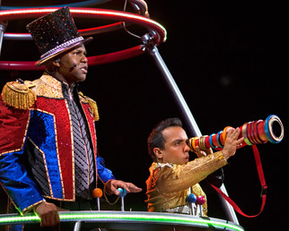 Circus to be 'Out of this World'