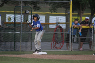 Madera National falls to River Park on walk-off