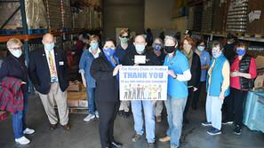 Rotarians celebrate gratitude