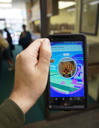 Pokemon Go fever: Mobile game fad shows locals Madera