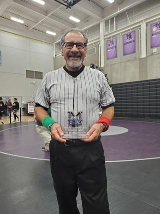 Wrestling Hall of Famer passes