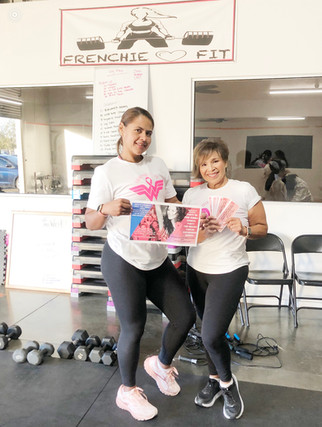 Fitness coach hosts Zumba party fundraiser