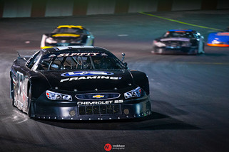 Erickson wins Late Model debut with Turkey Triple Open