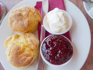Scones are good, no matter how you say it