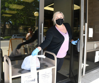 Madera libraries continue curbside service