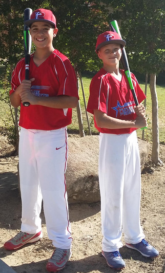 Fundraisers set for baseball players