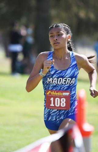 Coyote, Toro win individual titles at Madera Invite