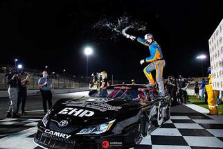 Shepherd and Erickson complete championship seasons at speedway