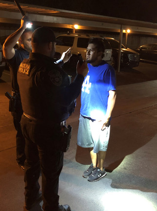 Officers make weekend arrests
