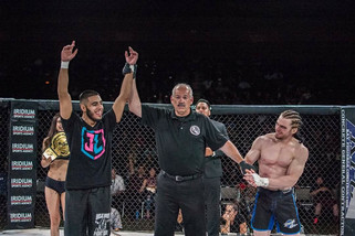 Maderan wins MMA belt and top ranking