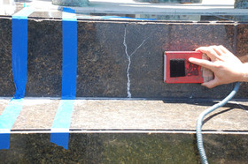 GPR anchor mapping and condition assessments