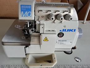 Maury sewing machine, juki overlocker, overlocker machine, overlockers, industrial sewing machine, juki mo-6504