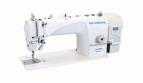 maury sewing machine, industrial sewing machine, single needle automatic, global 3900aut