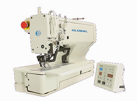 maury sewing machine, industrial sewing machine, buttohole machine, global buttonhole, global bh9800