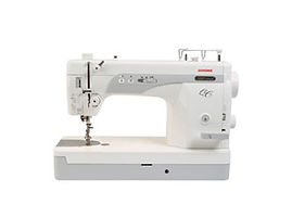 maury sewing machine, domestic sewing machine, maury janome machine, janome sewing machine, janome machine, computerised janome, semi industrial domestic sewing machine, long arm domestic sewing machine, janome 1600PQC