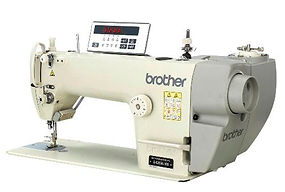 maury sewing machine, industrial sewing machine, single needle automatic, brother s-6200
