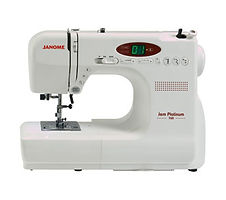 maury sewing machine, domestic sewing machine, maury janome machine, janome sewing machine, janome machine, computerised janome, computerised domestic sewing machine, janome JP760