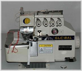Maury sewing machine,global overlocker, overlocker machine, overlockers, industrial sewing machine, global ov104